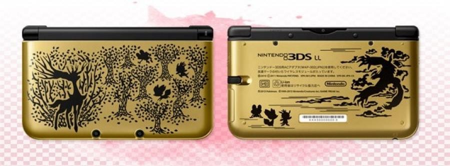 Pokemon X & Y Gold