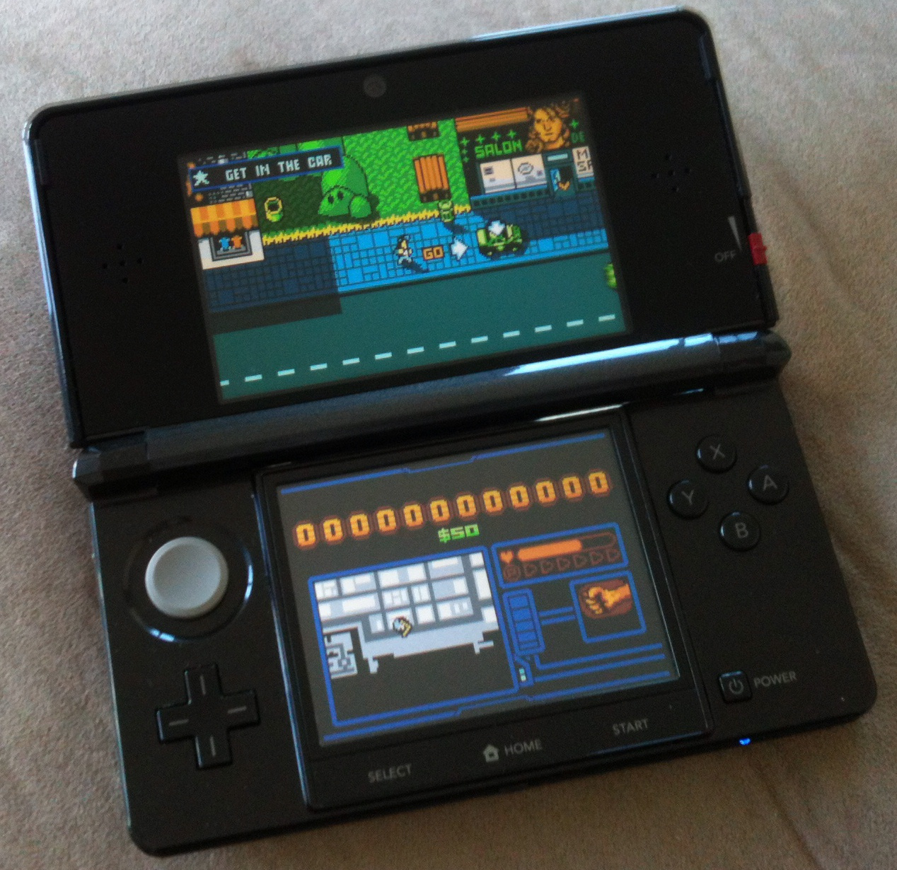 Retro City Rampage is Totally Coming to the 3DS eShop ...