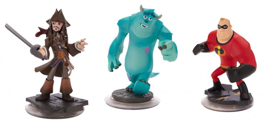 Disney Infinity Toys2