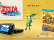 The Legend of Zelda: The Wind Waker HD Trailer Shows a Special Edition Wii U Design