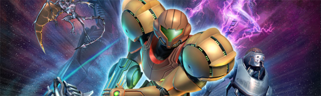 Metroid Prime Trilogy Banner