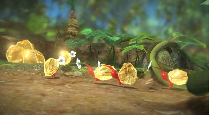 Pikmin 3 Screen HD