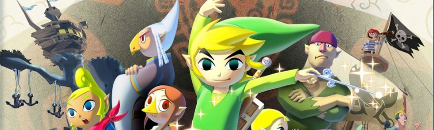 Wind Waker HD Banner NEW