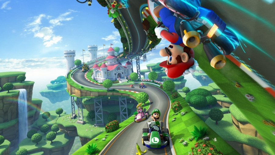 Mario Kart 8 will prove vital to the Wii U's fortunes in 2014