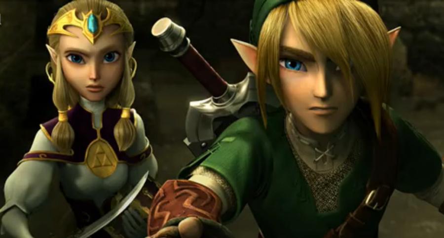 Zelda CGI