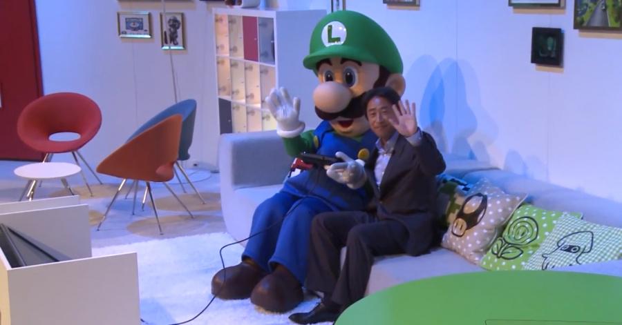 Shibata Luigi
