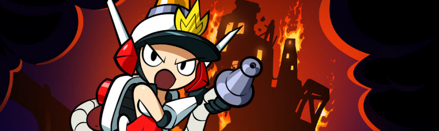 Mighty Switch Force 2 Banner