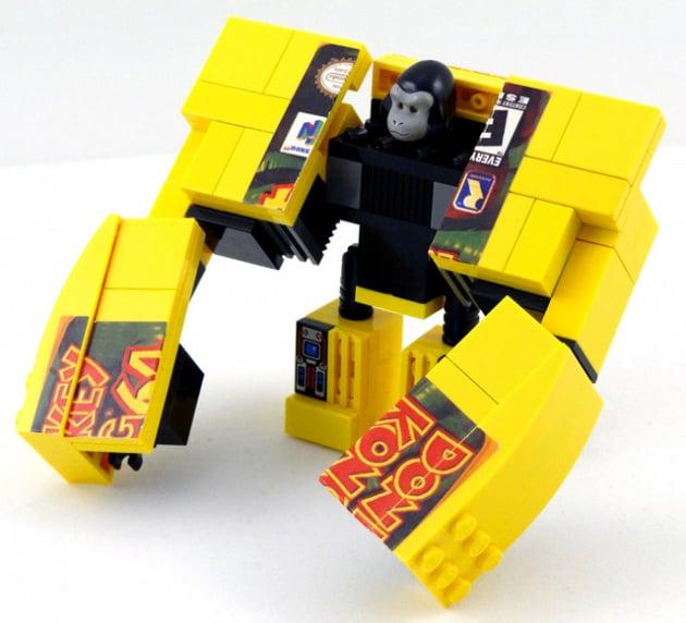 Donkey Kong Cart Transformer