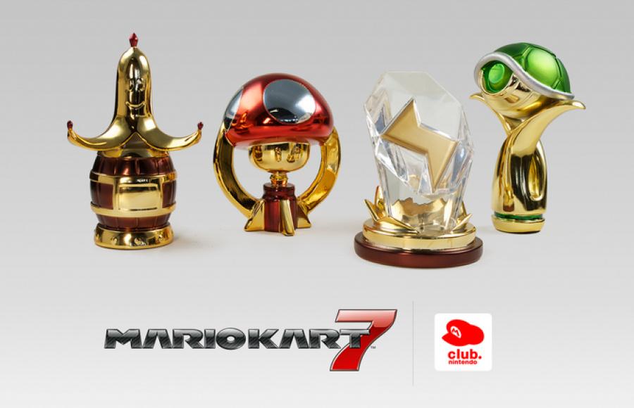 MK7 Trophies