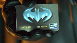 Yep, the Bat Credit Card