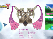 Doublade Revealed for Pokémon X & Y, an Evolution of Honedge