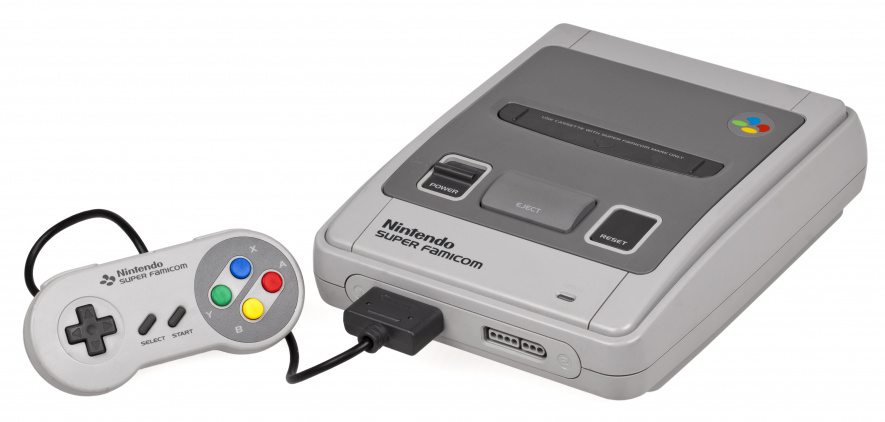 The Super Famicom built on the Famicom's success in Japan, and became known as the SNES in the west