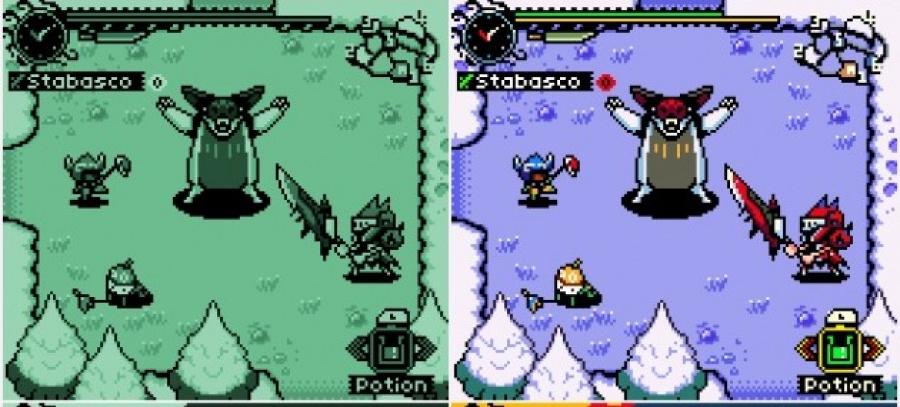 Monster Hunter Game Boy Color