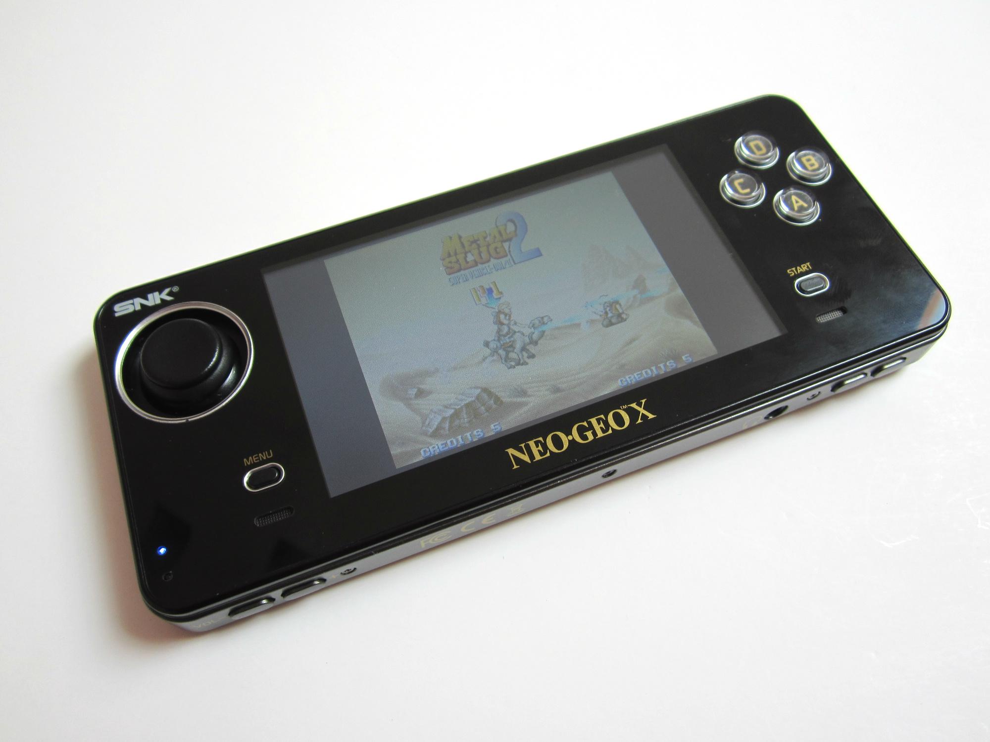 Stargames Neo Geo X