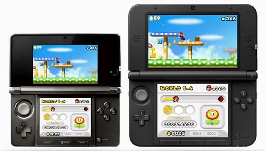 3 DS Normal and XLcrop