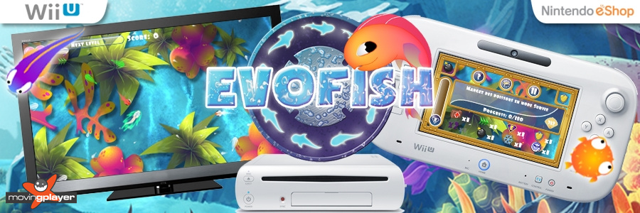 Evofish Wii U