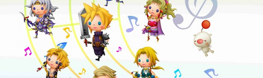 Theatrhythm Banner