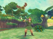 Nintendo Tested Two Other Zelda Titles in HD on the Wii U