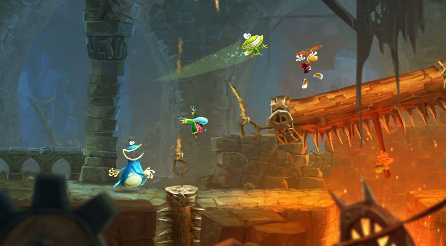 Rayman Legends Screen3
