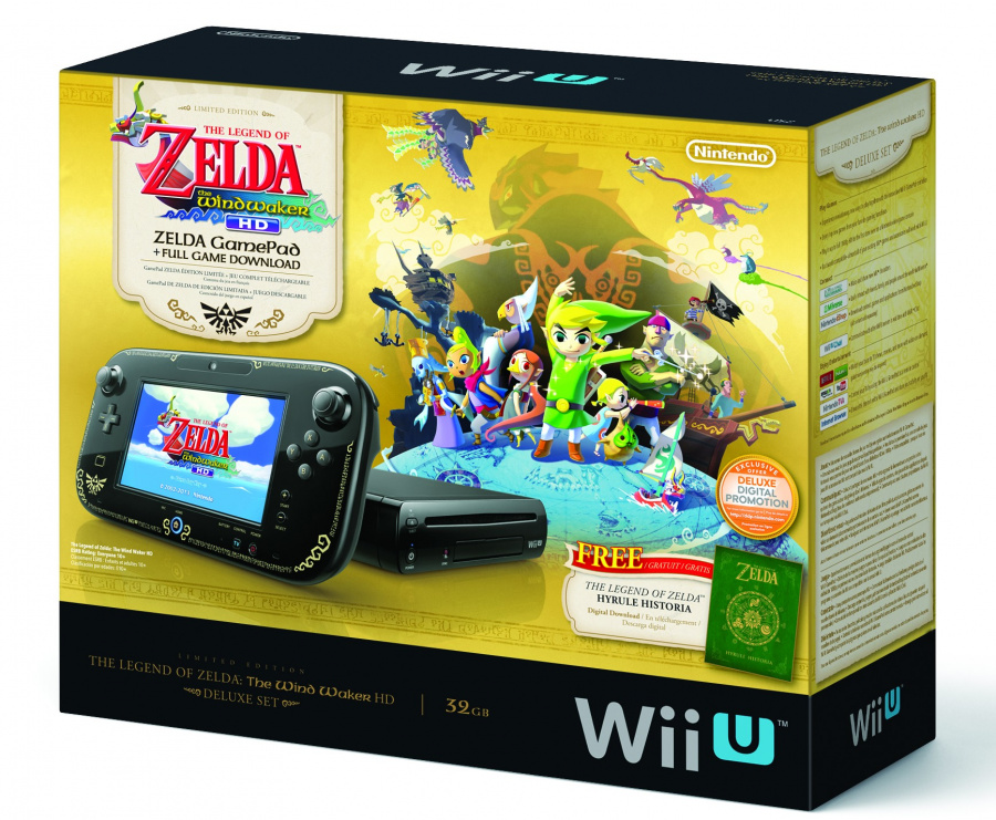 Wind Waker HD Bundle