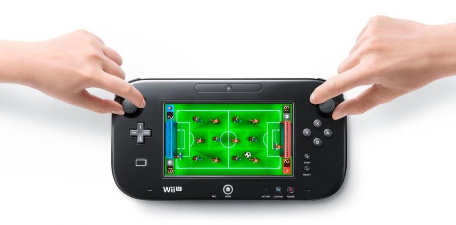 Wii Party U Foosball