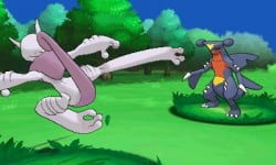 Don't mess with Mega Mewtwo X