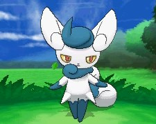 Meowstic - female version