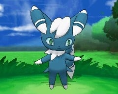 Meowstic - male version