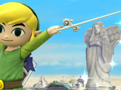 Toon Link Adventuring Onto Smash Bros. Wii U and 3DS