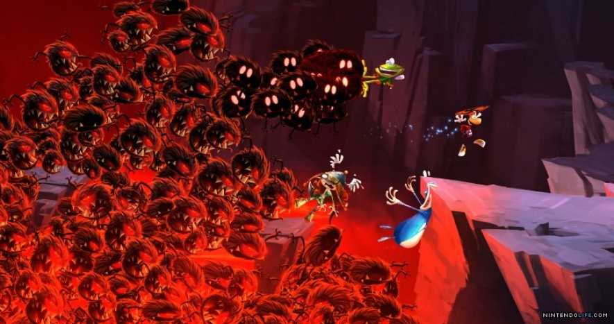 Everyone wants a piece of Rayman