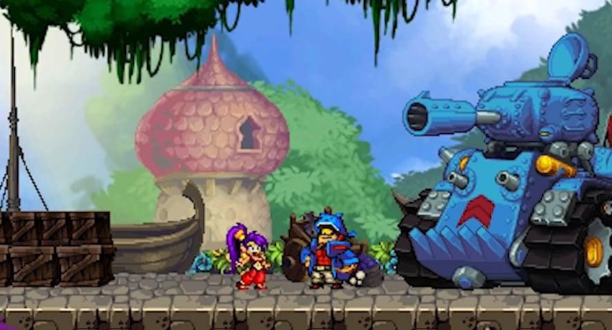 Shantae Pirates Curse