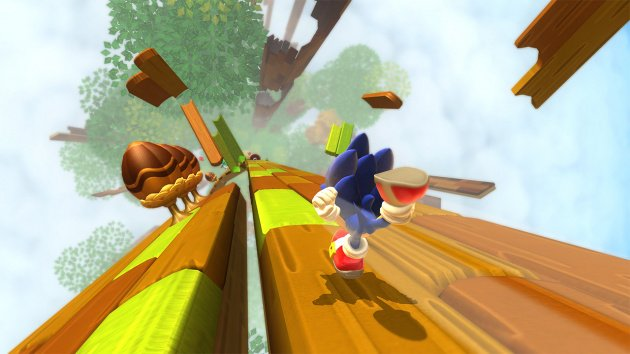Sonic Lost World Screen