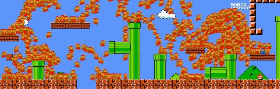 1000 Marios