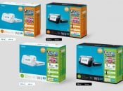 Wii U Family Hardware Bundles Revealed in Japan