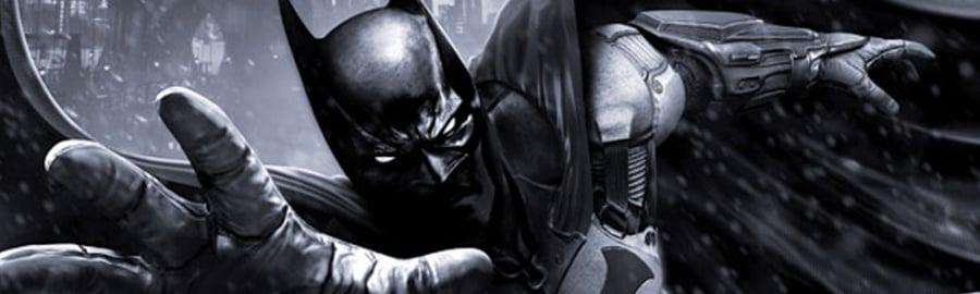 Arkham Origins Banner