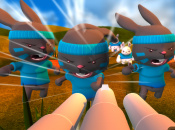 Blast 'em Bunnies Shooting Its Way to the 3DS eShop