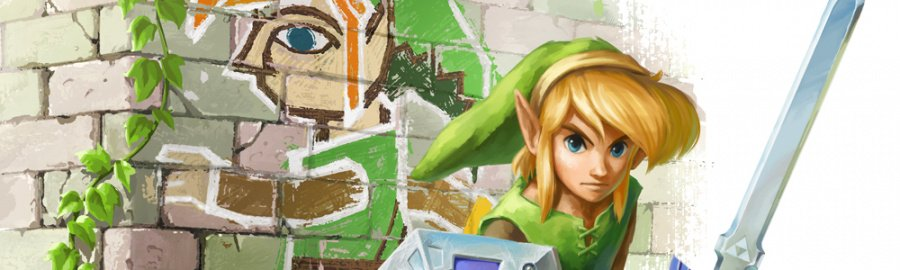 A Link Between Worlds Banner