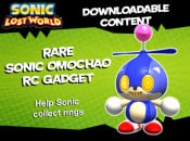 Extra Pre-Order DLC Available for Sonic Lost World on Wii U