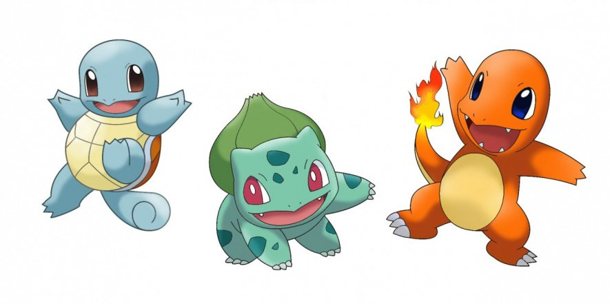 Old Starters