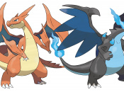 Gazooks! Pokémon Favourite Charizard Can Mega Evolve Into X And Y Variants