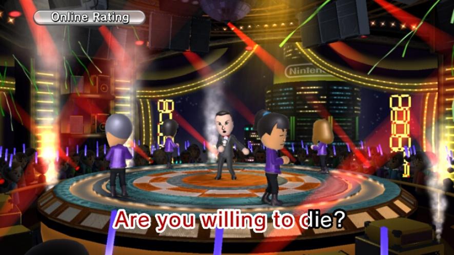 Wii Karaoke U- 2