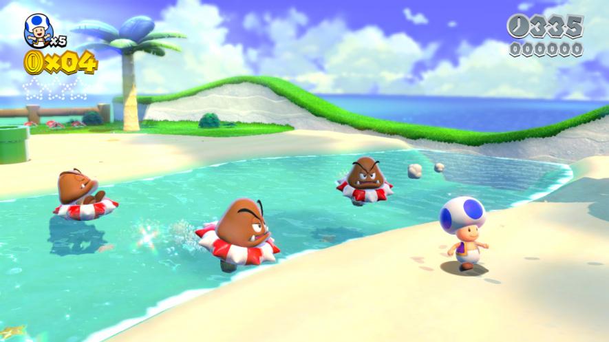 94964 Super Mario3 DWorld Wii U SM3 DW 100113 Scrn09