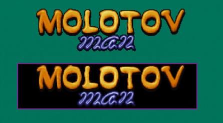 Molotov Man Logo