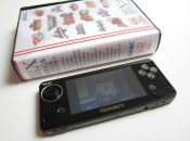 Neo Geo X Handheld Shut Down By SNK