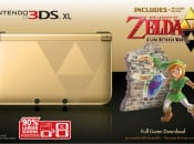 Nintendo Confirms The Legend of Zelda: A Link Between Worlds 3DS XL Bundle for North America