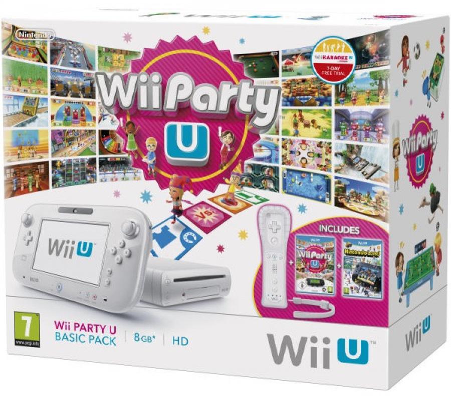 Wii Party U Bundle