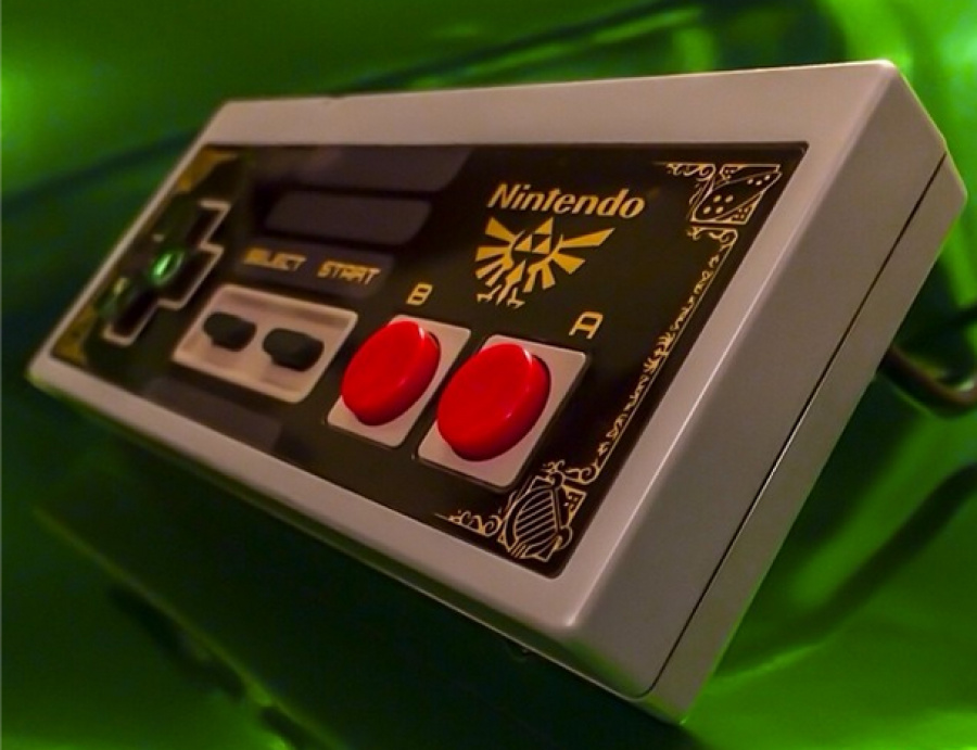 This controller gets into all the clubs.