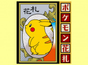 Pokémon Hanafuda Playing Cards Hitting Japan This Month