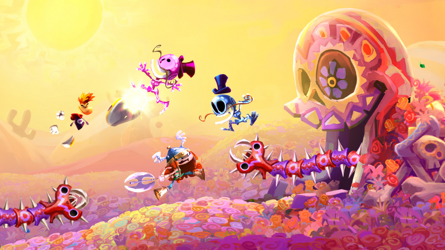 Rayman is amazing, but it undersold according to Ubisoft