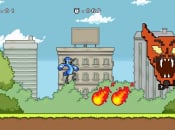 Regular Show: Mordecai and Rigby in 8-Bit Land Coming To 3DS This Month in North America